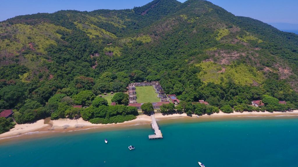 ilhas paradisíacas de Ubatuba