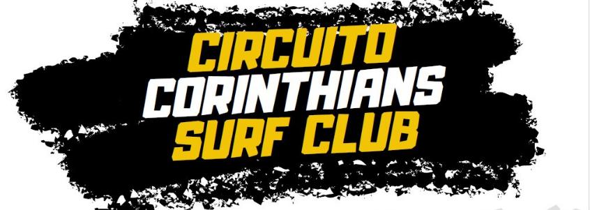 1º Circuito Corinthians Surf Club em Ubatuba.